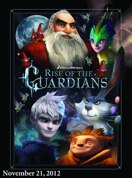 잭 프로스트가 누구? / 가디언즈 Rise of the Guardi..