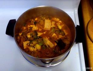된장찌게를 개운하게 끓이는 방법