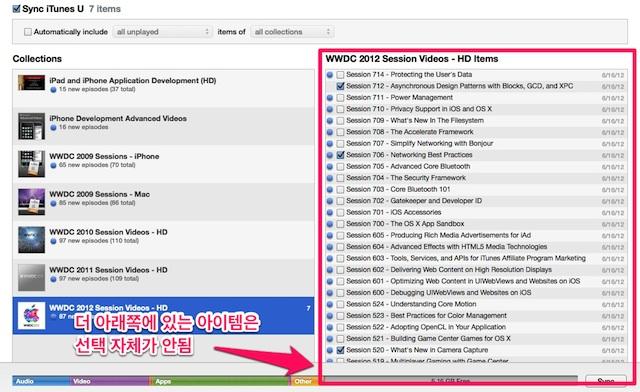 iTunes 11 의 심각한 문제점(버그?) - 11.0.1 내..