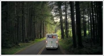 [애니] 마법의 숲 (FedEx CF)