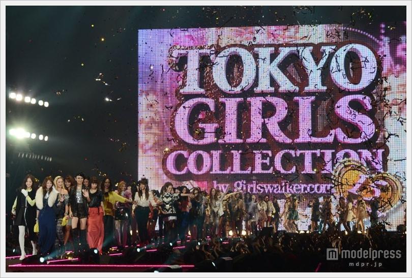 카리나, 나나오들이 출연 '도쿄 걸즈 콜렉션' 2년만..