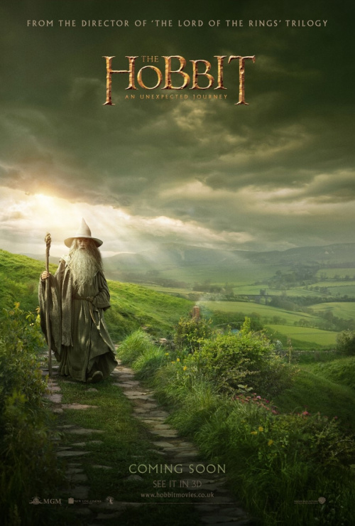 [영화] 호빗 ; 뜻밖의 여정 (The Hobbit: An Un..