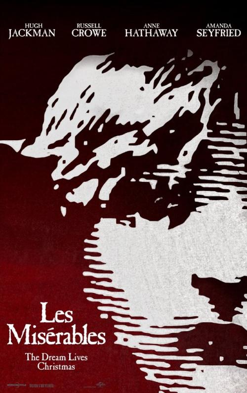 [영화] 레미제라블 (Les Miserables, 2012)