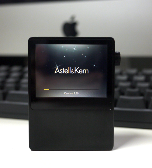 아스텔앤컨 AK100 사용기 #2 : UI와 스펙