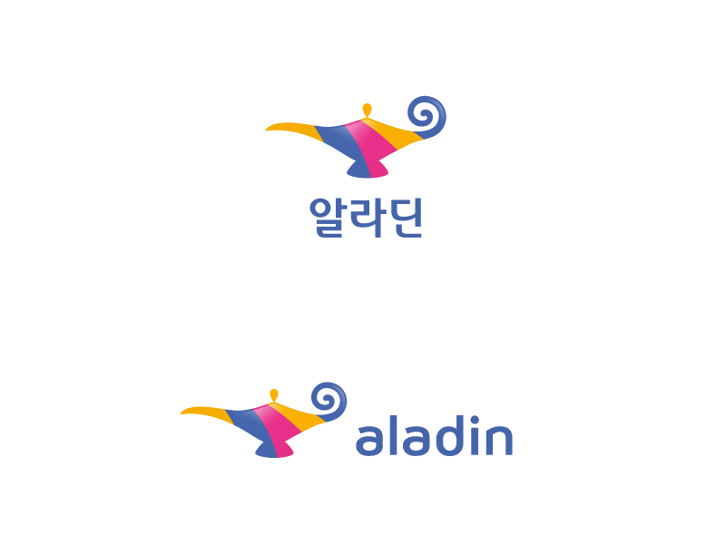 Aladin Brand Identity(Application Design..