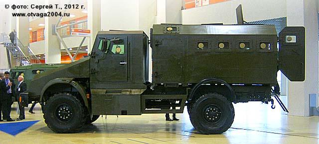 러시아의 MRAP Gorets-K