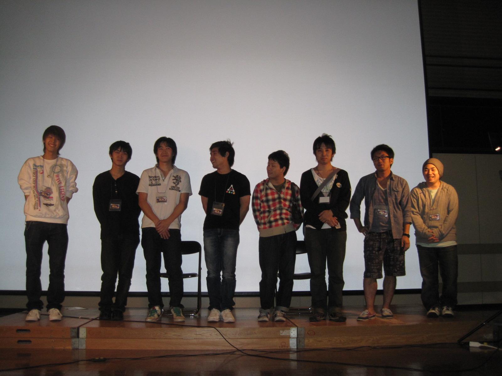 2013년은 DOA5 대회의 퍼레이드.