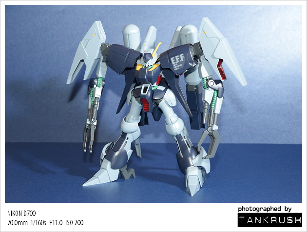 [HGUC] RX-160S BYARLANT CUSTOM #2 完