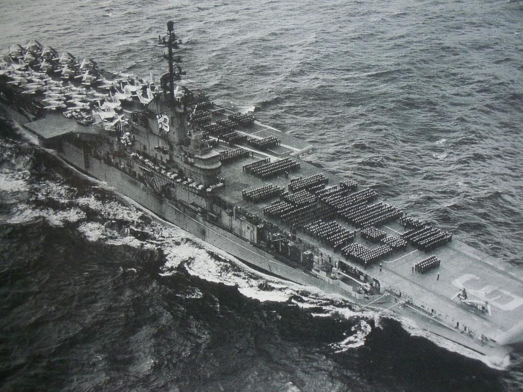 [당 역사연구소의 문서고] 2차대전 당시 항공모함..