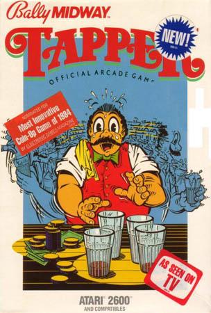 태퍼(버드와이저) (Tapper, 1983, Midway)