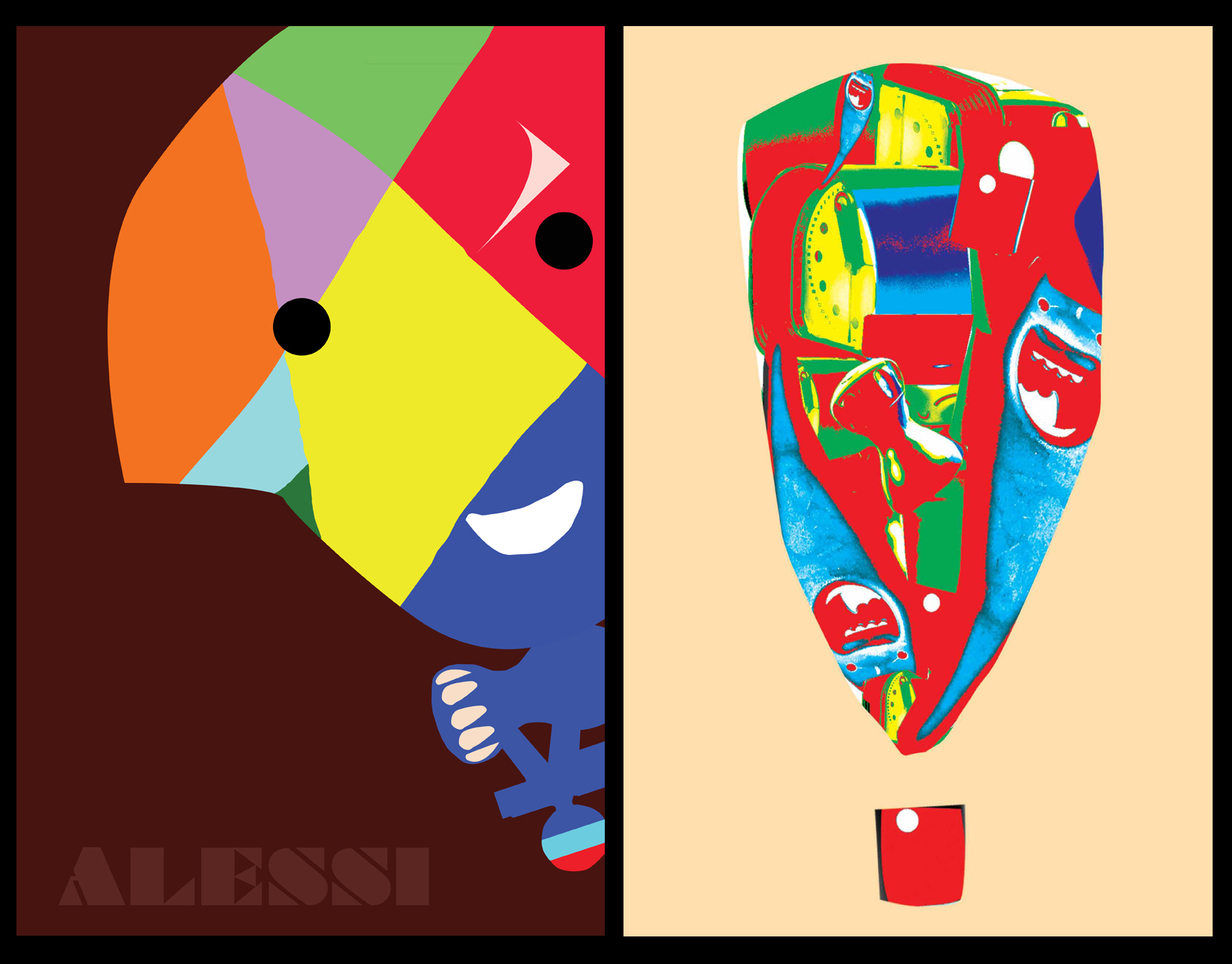 ALESSI Poster