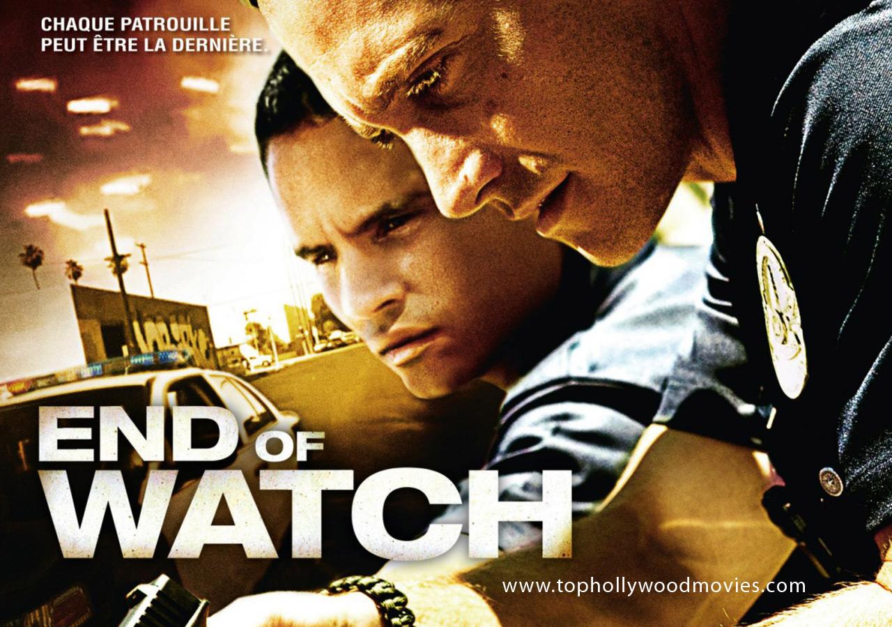 (노스포) 엔드 오브 왓치(End Of Watch, 2012)
