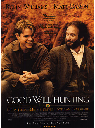 굿 윌 헌팅(Good Will Hunting,1998) -  What do..
