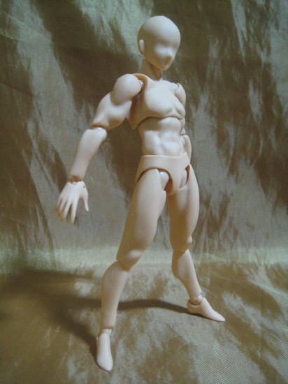 피그마 - archetype : he - flesh color ver.