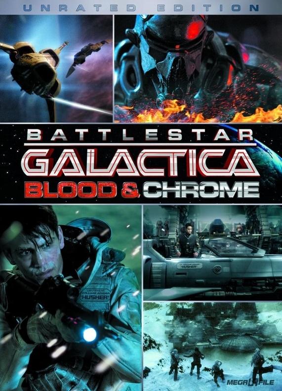 (리뷰) 배틀스타 갤럭티카: 블러드 앤 크롬 (Battle..