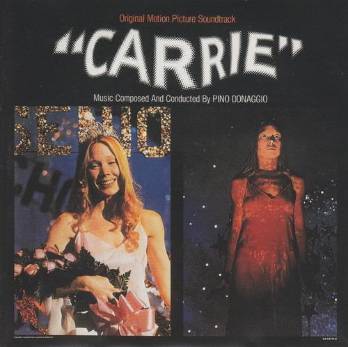 Pino Donaggio - Carrie(1976) soundtrack