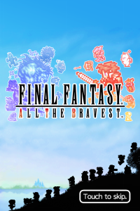 FINAL FANTASY ALL THE BRAVES