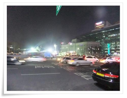 서울시청앞 스케이트장