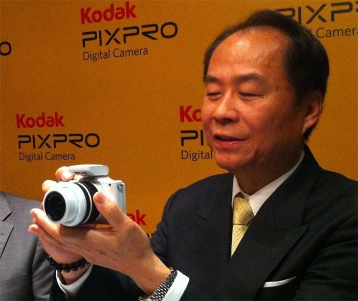 코닥, PixPro S1 미러리스 디지털 카메라 공개