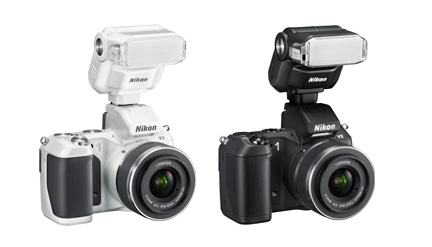 니콘, Nikon 1 멀티 액세서리 포트 전용 스트로보..