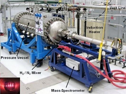 NASA는 열핵 로켓의 부활을 검토중.