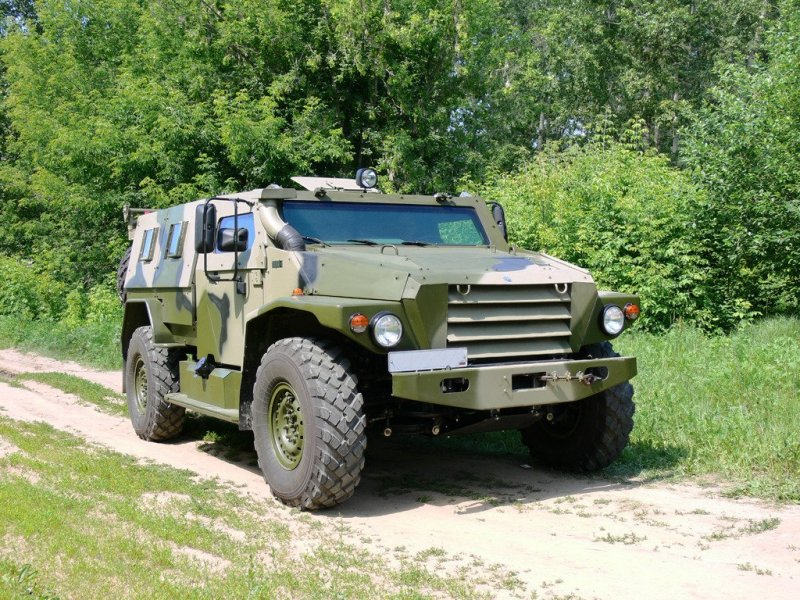 고대자료 오픈! - 러시아 장갑차량 '볼크'와 메드베드