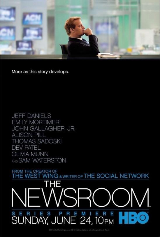 뉴스룸 (The Newsroom, 2012) - 경종