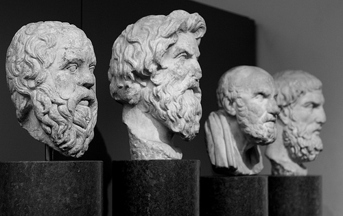 """도대체 """"왜"""" 고대 그리스인가?"""