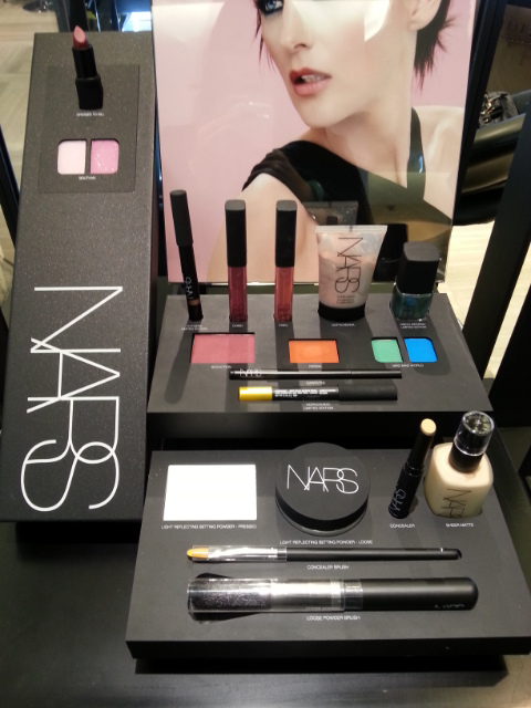 NARS, The Happening.