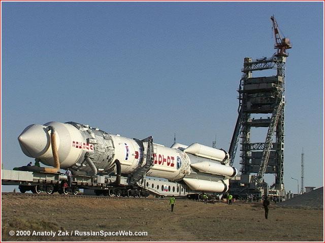 소련의 달 탐사 프로젝트 루나 - 3세대 프로톤 패밀리