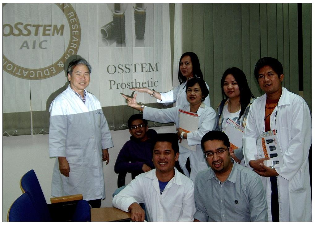 OSSTEM(오스템 임플란트) PROSTHETIC - 20121204