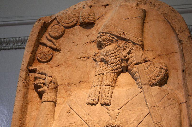 셔먼의 고대 근동사 (15) - 북메소포타미아의 샴시..