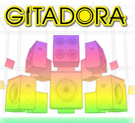 GITADORA 2월 14일 발매!