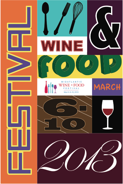 Wine&Food Poster