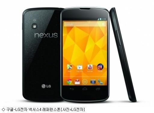 구글 넥서스4 국내출시 임박? 무선충전기까지 대박!