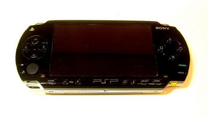 PSP 전원 스위치 교체