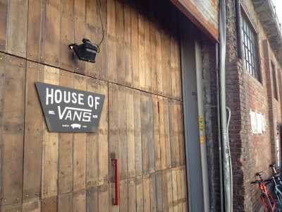 House of Vans - The Review