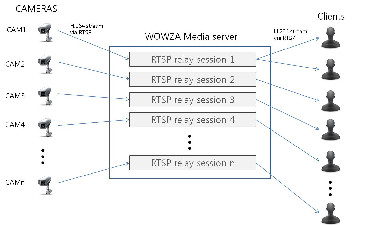 RTSP Relay server - Wowza Community