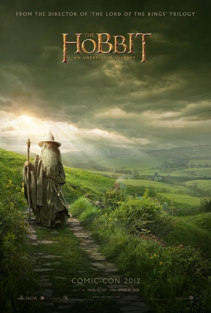 호빗 The Hobbit DVD와 BlueRay 발매소식