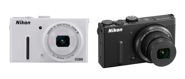 니콘, 쿨픽스 P330과 쿨픽스 S3500, AF-S 80-400mm..