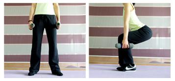 허벅지비만 허벅지운동 허벅지살빼는운동