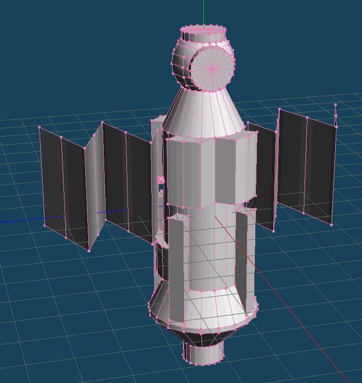 국제 우주 정거장 - 6번 부품 자르야