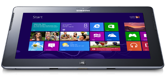 삼성 윈도우RT 태블릿 아티브 탭 유럽판매 중지