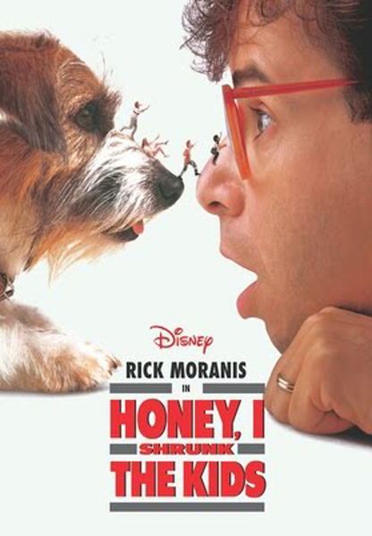 애들이 줄었어요(Honey, I Shrunk The Kids.19..