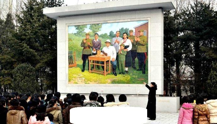 김일성의 놀라운 능력(70세 노인 득남한 이야기)