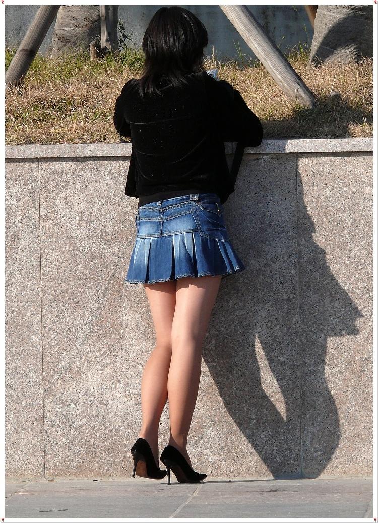 デニムのミニスカート大好き人間集合10 [無断転載禁止]©bbspink.comYouTube動画>2本 ->画像>872枚