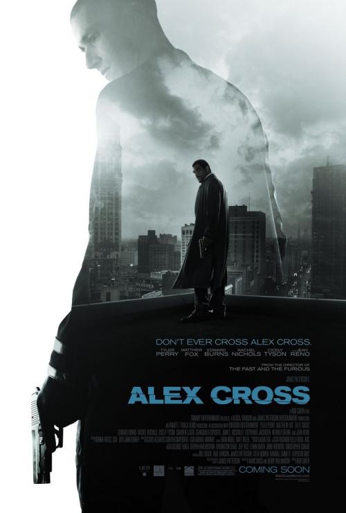 영화 '알렉스 크로스' - 살인자의 심리에 대해 생각해..