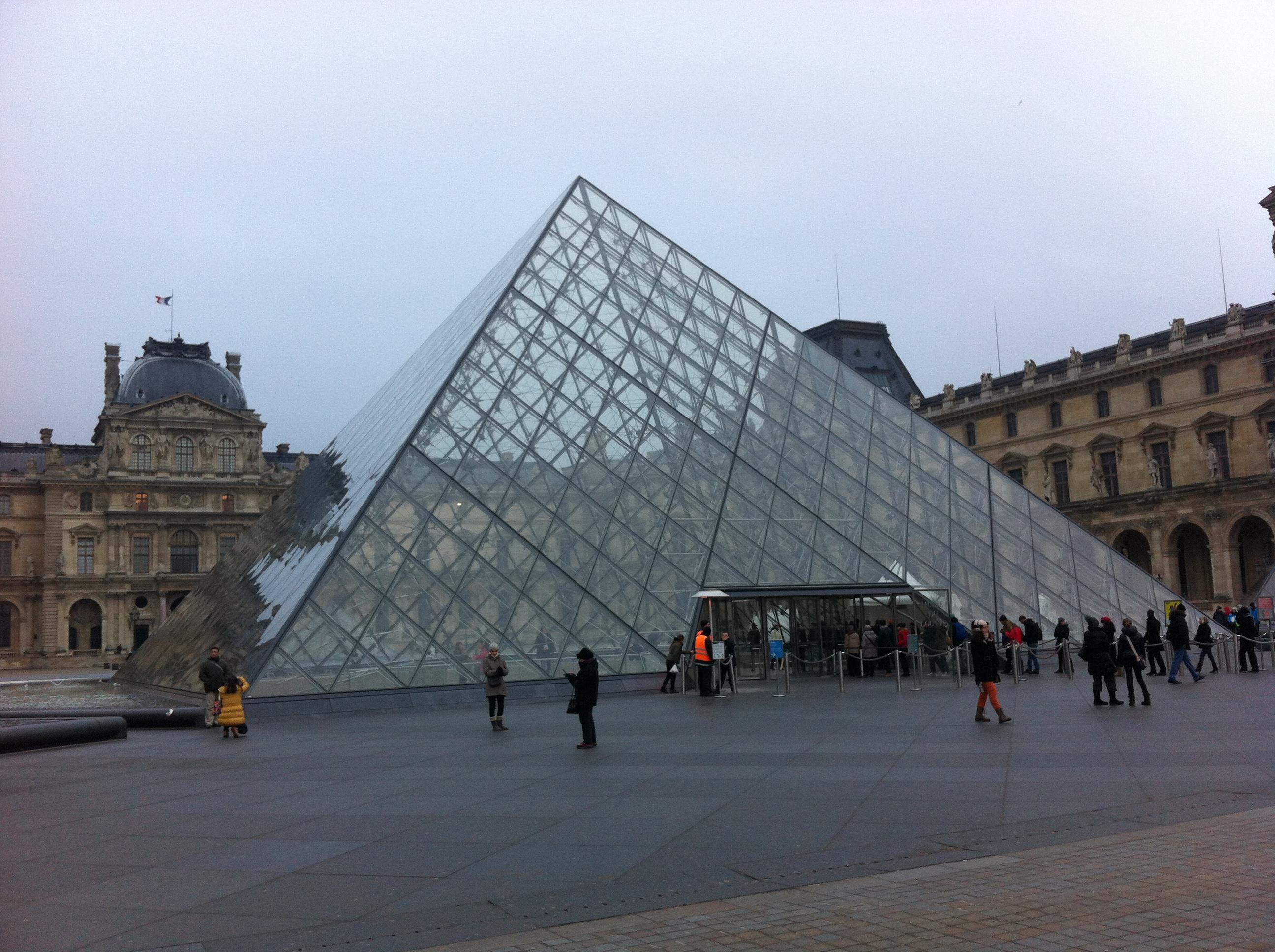 [DAY.6]루브르박물관, 샹젤리제거리