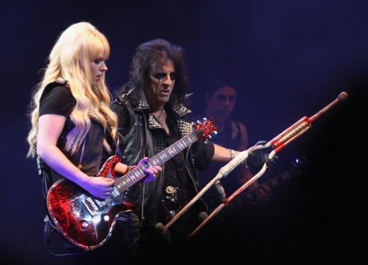 [Review] Orianthi 신보 [Heaven In This He..