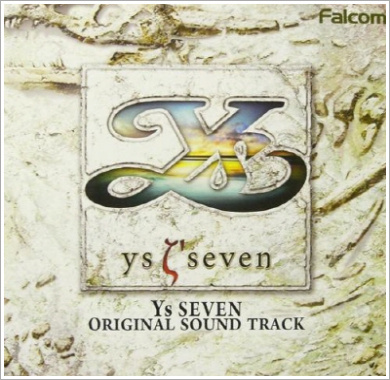 Ys SEVEN - LEGEND OF THE FIVE GREAT DR..